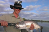 Barramundi Fishing