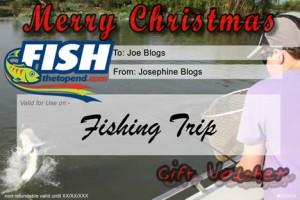 Darwin Fishing Charters Gift Voucher